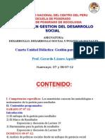 DDSyPS IV Unidad Didactica