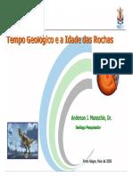 Tempo Geologico e Idade das Rochas