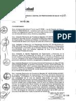 Resolucion de Gcps Nº 028-2010 - Gpc Manejo de La Erc