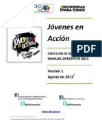 Manual Operativo - Versión 1