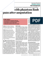 Dealing With Phantom Limb Pain After Amputation