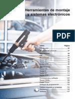 Herramientas de Montaje y Sistemas Electronicos