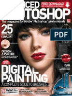 Advanced Photoshop Issue 128 - 2014 UK
