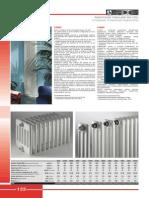 Specificatii Tehnice Calorifer Din Otel Tubular Comby