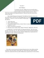 fact sheet 3early childhood (1)