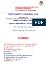 PyGSPDS I Unidad Didactica