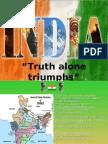 """Truth Alone Triumphs"""
