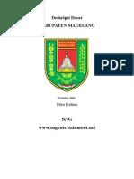 Deskripsi Dasar Kabupaten Magelang