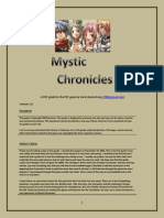 Mystic Chronicles PSP Unofficial Guide