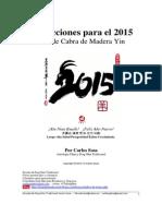Libro - Predicciones Para El 2015 - Carlos Sosa