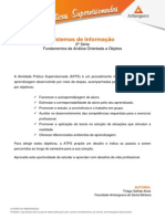 2015 1 Sistemas de Informacao 2 Fundamentos Analise OO