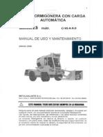 Carmix 2.5 Operation Manual 1-2