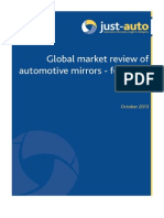 Global Market Review of Automotive Mirrors