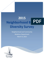 Neighborhood Board Diversity Survey