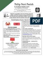 Bulletin Mar 15