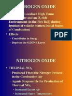 Nitrozen Oxide