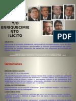 INFORME SOBRE DESBALANCE PATRIMONIAL Y/O ENRIQUECIMIENTO ILÍCITO