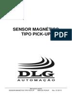 Pick-up - Sensor Magnético