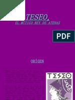 Teseo , El mÍtico Rey de Atenas