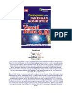 Pemrograman Pada Jaringan Komputer Dengan Visual Basic 6.0