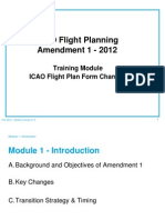 How to Write ICAO Flt Plan