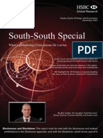 South-South Special What a Globalizing China Means for LatAM