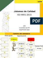 4. Contexto de La Organización ISO 9001v2015nuevo12feb15