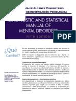 Hoja Informativa DSM 5