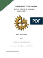 Control PD de un pendulo simple