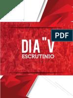Instructivo Fmln Escrutinio Jrv 2015