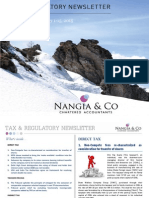 Nangia Co. Tax Regulatory Newsletter February 1-15-2015