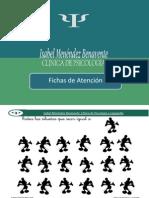 Fichas de Atencic3b3n Siluetas