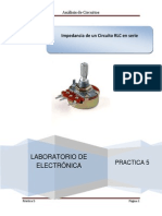 Practica 5 Impedancia de Un Circuito RLC