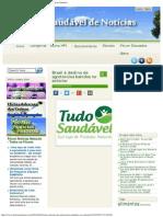 Brasil é Destino de Agrotóxicos Banidos No Exterior _ Notícias Naturais