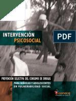 CONACE - (2005) Intervención Psicosocial Para Niños y Adolescentes en Vulnerabilidad Social