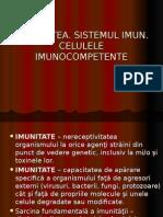 Imunitatea. Sistemul imun