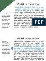 model introduction iwd