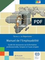 Manuel de l'employabilité