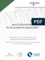 Guia Parade Termina Run Product o Exportable