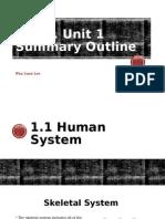hbs unite 1 summary final