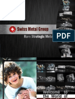 Strategic Metals Report