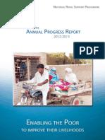 NRSP Annual Report 2012-13