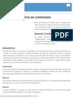 Tipos de Corrosión _ Textos Científicos
