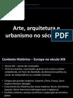 Arquitetura do século XIX