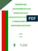 Manual de Gestão Para ZCA e ZCT 2008