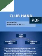 Club Hand 14juni