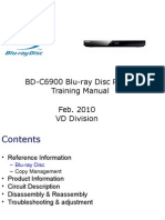 Training Manual BD-C6900
