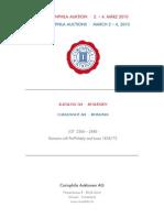 161. Corinphila Auktion · 2. – 4.