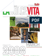 buy popular 3275f d6c9a Dolce Vita Guide 2008