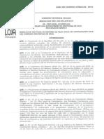 Resolución de Reforma al PAC-2015 Nro. 022-GPL-ACP-2015